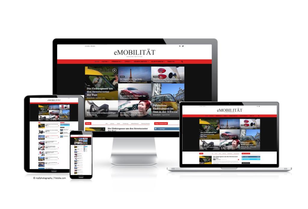 eMobilität - der Blog. Alles rund um die eMobilität, die Trends der Branche & vieles mehr.