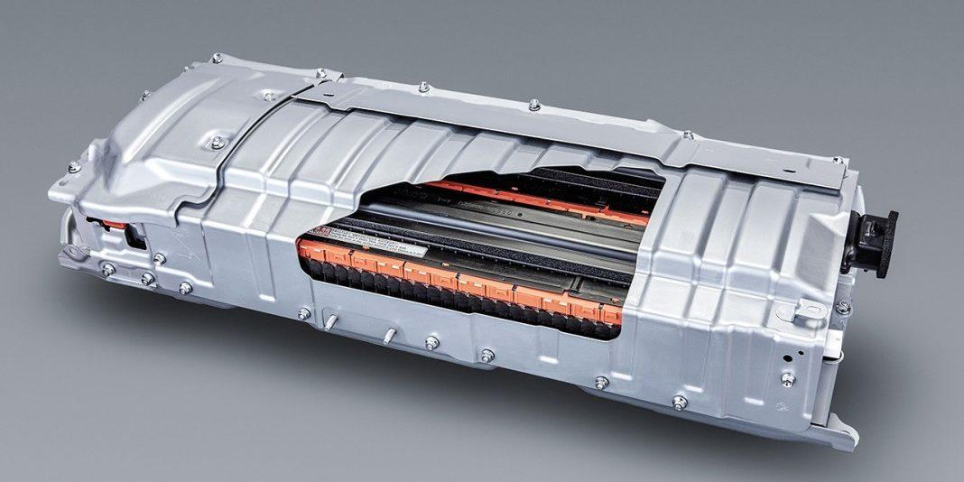 Feststoffbatterie